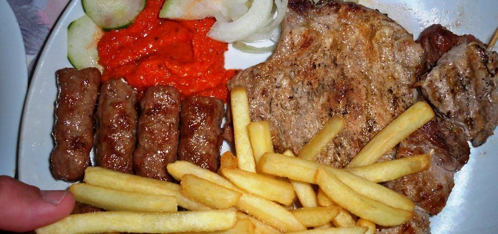 Mješano meso